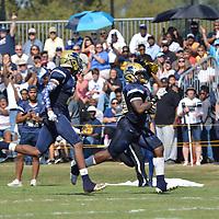 Football: North Carolina Wesleyan College Bishops vs. Greensboro College Pride