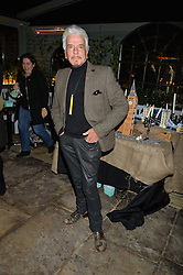 The Ivy Chelsea Garden's Guy Fawkes Party & Launch of The Winter Garden was held on 5th November 2016.<br /> Picture shows:-NICKY HASLAM.
