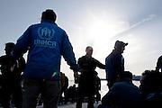 Lampedusa, Sicilia, Sicily, Italy Sbarchi di migranti e soccorsi. Landing of migrants and aid.