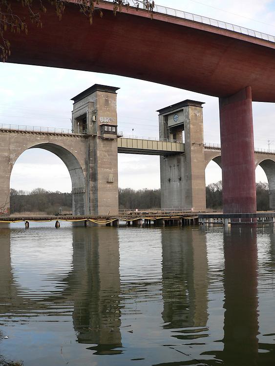Järnvägsbroar över Årstaviken, södra stambanan.
