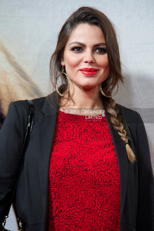 Marisa Jara attends 'Venuto Al Mondo' Premiere at Capitol Cinema in Madrid