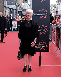 Edinburgh International Film Festival 2019<br /> <br /> Mrs Lowry (UK Premiere, closing night gala)<br /> <br /> Pictured: Debbie Gray (producer) <br /> <br /> Aimee Todd | Edinburgh Elite media