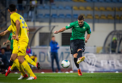 18# Skoflek Ziga from NK Rudar Velenje during the match of 1. round of 1. Slovenian National Football League between: NK Domzale and NK Rudar Velenje on July 14, 2019 in Domzale, Slovenia. Photo by Urban Meglic / Sportida