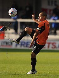 Curtis Weston Barnet FC, Barnet v Eastleigh, Vanarama Conference, Saturday 4th October 2014