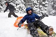 2011 Snow Camping