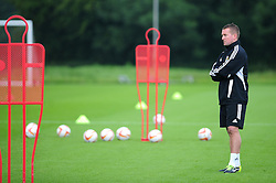 Bristol City's goalkeeping coach, Lee Kendrall - Photo mandatory by-line: Dougie Allward/JMP - Tel: Mobile: 07966 386802 27/06/2013 - SPORT - FOOTBALL - Bristol -  Bristol City - Pre Season Training - Npower League One