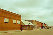 Downtown Gothenburg Nebraska