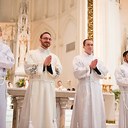 2015 Transitional Deacon Ordination