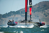 America's Cup 34, Day seven, racing canceled