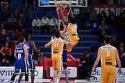 Eboua Paul<br /> Legabasket Campionato 2019/2020<br /> 19° Giornata - Ritorno - 19/01/2020 <br />  Carpegna Prosciutto Basket Pesaro - Banco di Sardegna Sassari  82-107 <br /> Pesaro 19/01/2020 Ore 18:00<br /> Foto GiulioCiamillo/Ciamillo
