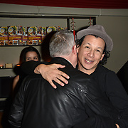 London,UK, 22th January 2015 : Owner of House of Ho attends the House of Ho 1st Birthday Party at Soho, London. Photo by See Li