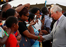 Royal tour of the Caribbean - Day 1 - 18 March 2019