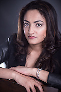 Simran has actors headshots done at art of headshots studio at 229-970 Burrard St., Vancouver, BC on a spring day in March; Portrait Photography Headshots Vancouver BC; https://www.artofheadshots.com