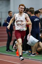 Michael Saxon, BC, 500<br /> Boston University Athletics<br /> Hemery Invitational Indoor Track & Field