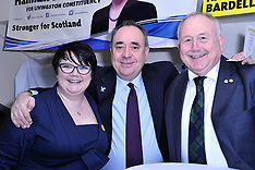 Stock images of Alex Salmond, 01 April 2015