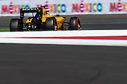 October 29, 2016: Mexican Grand Prix. Kevin Magnussen, (DEN) Renault