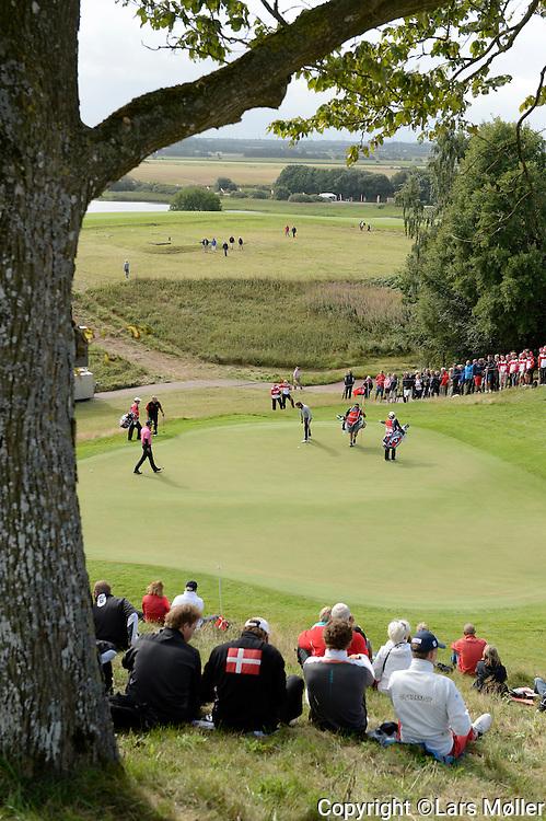 DK Caption:<br /> 20140814, Aars, Danmark:<br /> Made in Denmark Golf. 1. runde:<br /> Foto: Lars M&oslash;ller<br /> UK Caption:<br /> 20140814, Aars, Denmark:<br /> Made in Denmark Golf. 1. round:<br /> Photo: Lars Moeller