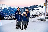 VERVIER - First School day for the Danish Royals on a privateschool  in Verbier Danish royal family photocall, Swtizerland - 06 Jan 2020<br /> Princess Josephine, Crown Princess Mary, Princess Isabella, Prince Christian, Prince Vincent, Crown Prince Frederik<br /> ROBIN UTRECHT<br /> VERVIER - Eerste schooldag voor de Deense prinsen en prinsessen  op een privéschool in Verbier Deense koninklijke familie photocall, Swtizerland - 06 jan 2020. fotosessie <br /> prinses  Josephine, kroonprinses Mary, Princess Isabella, prins  Christian, prins Vincent, kroonprins Frederik<br /> ROBIN UTRECHT