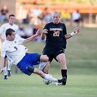 Men Soccer vs Presbyterian News Release