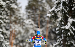 March 9, 2019 - –Stersund, Sweden - 190309 Evgeniy Garanichev of Russia competes in the Men's 10 KM sprint during the IBU World Championships Biathlon on March 9, 2019 in Östersund..Photo: Petter Arvidson / BILDBYRÃ…N / kod PA / 92252 (Credit Image: © Petter Arvidson/Bildbyran via ZUMA Press)
