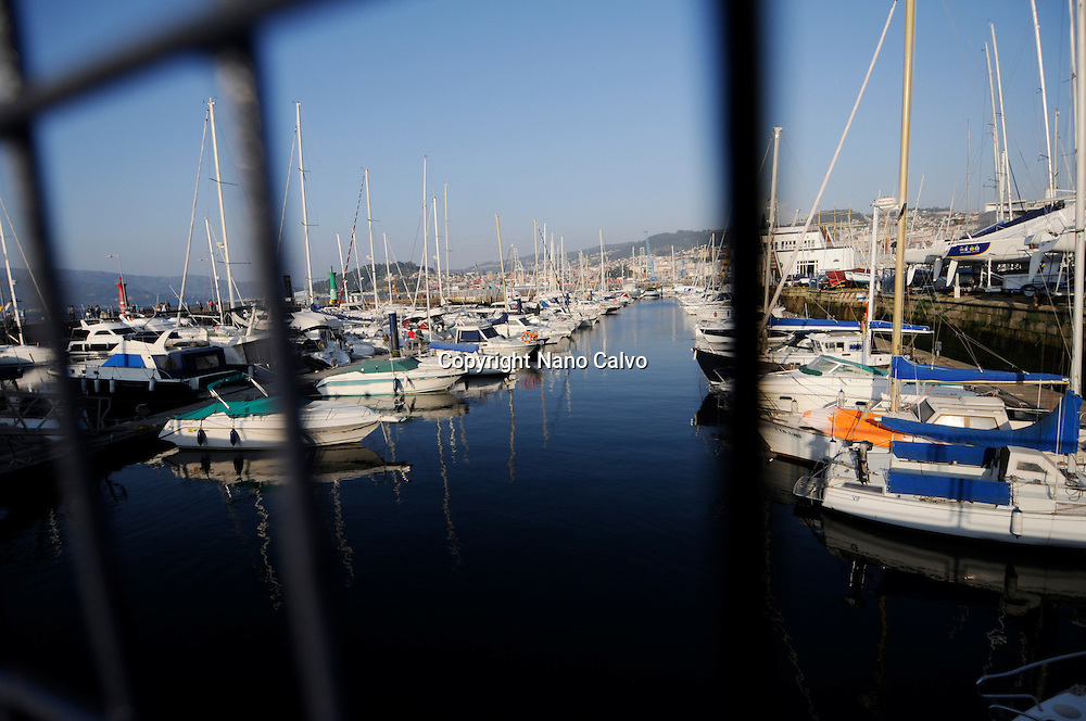 Port of Vigo, Pontevedra, Galicia, Spain