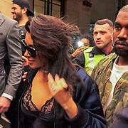 20160521-Kim Kardashian and Kanye West