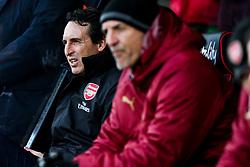 Arsenal manager Unai Emery looks on - Rogan/JMP - 25/11/2018 - FOOTBALL - Vitality Stadium - Bournemouth, England - Bournemouth v Arsenal - Premier League.