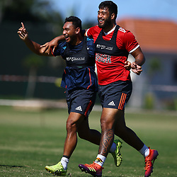 18,02,2019 The Blues Super Rugby Training