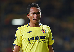 March 14, 2019 - Vila-Real, Castellon, Spain - Carlos Bacca of Villarreal CF during the Uefa Europa League round of 16 second leg match between Villarreal and Zenit Saint Petersburg at Estadio de la Ceramica on March 14, 2019 in Vila-real Spain. (Credit Image: © AFP7 via ZUMA Wire)