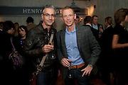 JOSEPH GREEN; BARRY HURST, Launch of the Orange restaurant, 37 Pimlico Road, SW1W 8NE,  Thursday 29 October 2009