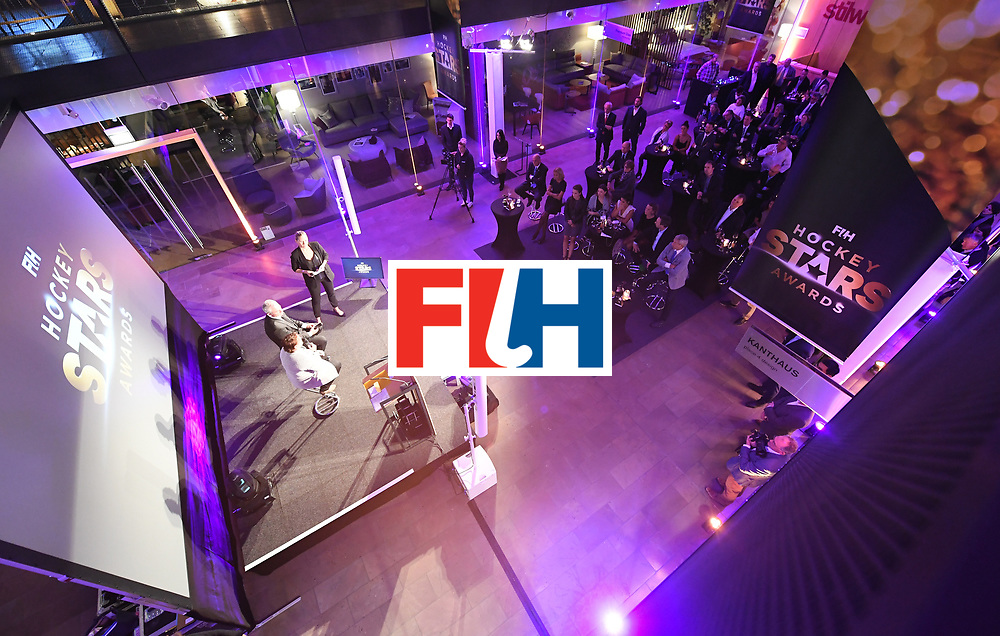 BERLIN, GERMANY - FEBRUARY 05:  A general view during the Hockey Star Awards night at Stilwerk on February 5, 2018 in Berlin, Germany.  (Photo by Stuart Franklin/Getty Images For FIH)