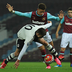West Ham u21 v Fulham u21 | Under 21 Premier League | 26 October 2015
