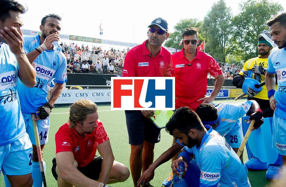 BREDA - Rabobank Hockey Champions Trophy<br /> India - Belgium<br /> Photo: Harendra Singh.<br /> COPYRIGHT WORLDSPORTPICS FRANK UIJLENBROEK