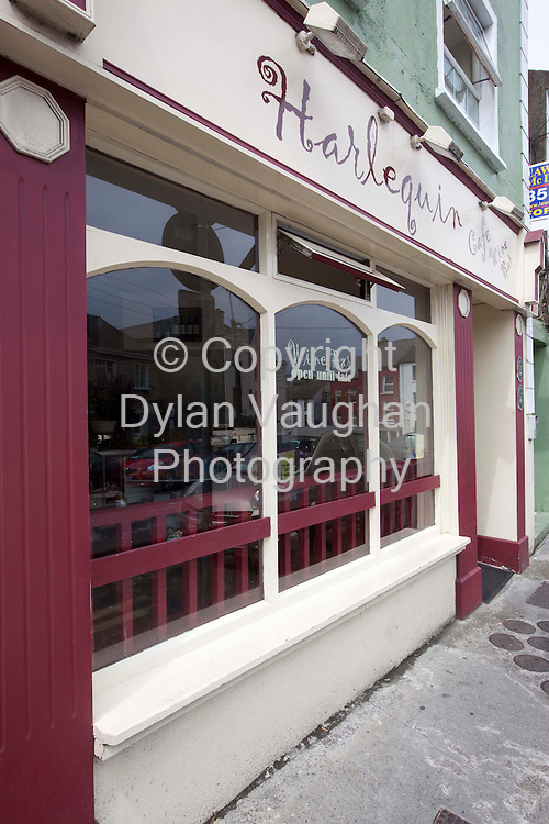 26/6/2009.Harlequin on Stephen street in Waterford..Picture Dylan Vaughan