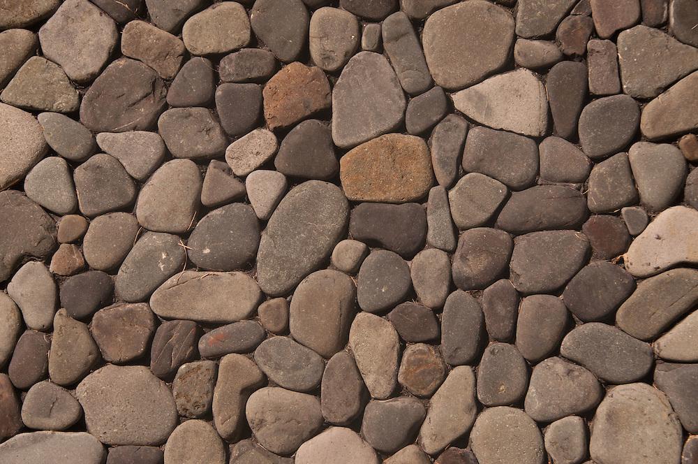 Stone Wall Detail, Turtle Island, Yasawa Islands, Fiji