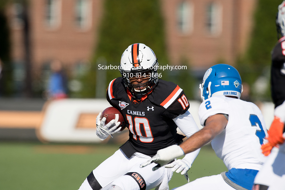 2017 Campbell University Football vs Drake Senior Day