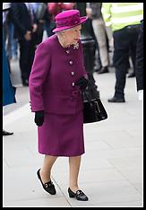 The Queen at Anglo-Norse Society Centenary Reception - 15 Nov 2018