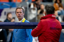 Ahlmann Christian, GER, Becker Otto, GER<br /> LONGINES FEI World Cup™ Finals Gothenburg 2019<br /> © Hippo Foto - Stefan Lafrentz<br /> 07/04/2019