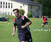 Dundee&rsquo;s Julen Etxabeguren  - Day 3 of Dundee FC pre-season training camp in Obertraun, Austria<br /> <br />  - &copy; David Young - www.davidyoungphoto.co.uk - email: davidyoungphoto@gmail.com