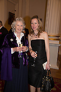 JOYCE MACKIE; CHARLOTTE MACDONALD, The National Trust for Scotland Mansion House Dinner. Mansion House, London. 16 October 2013