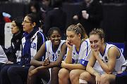 Cile 29/07/2011<br /> Campionato Mondiale Femminile U19<br /> Italia-Cile<br /> nella foto: Giul&ograve;ia Maffenini Nene Diene <br /> foto ciamillo-castoria