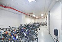 Bicycle Room at 45 Wall Street