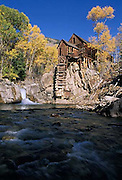 Crystal River, Crystal Mill, Lost Horse Mill, Dead Horse Mill, Colorado