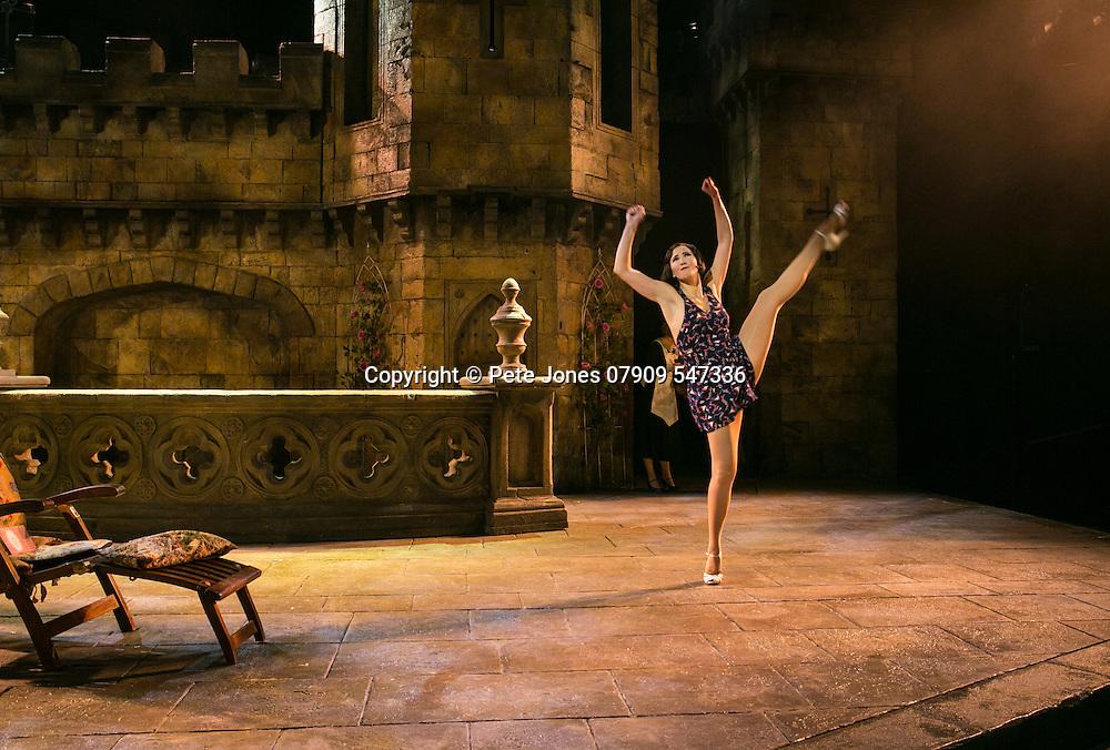 A Damsel in Distress by George &amp; Ira Gershwin;<br /> Rob Ashford - Director &amp; Choreographer;<br /> Summer Strallen (as Maud Marshmoreton);<br /> Chichester Festival Theatre; Chichester, UK;<br /> 9 June 2015