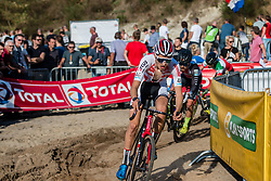 Ben TURNER (GBR) during the Men Elite race at the 2018 Telenet Superprestige Cyclo-cross #1 Gieten, UCI Class 1, Gieten, Drenthe, The Netherlands, 14 October 2018. Photo by Pim Nijland / PelotonPhotos.com | All photos usage must carry mandatory copyright credit (Peloton Photos | Pim Nijland)