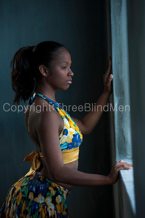 Christine Waterstone, dancer.