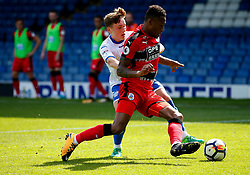Rajiv van La Parra of Huddersfield Town in action - Mandatory by-line: Matt McNulty/JMP - 16/07/2017 - FOOTBALL - Gigg Lane - Bury, England - Bury v Huddersfield Town - Pre-season friendly