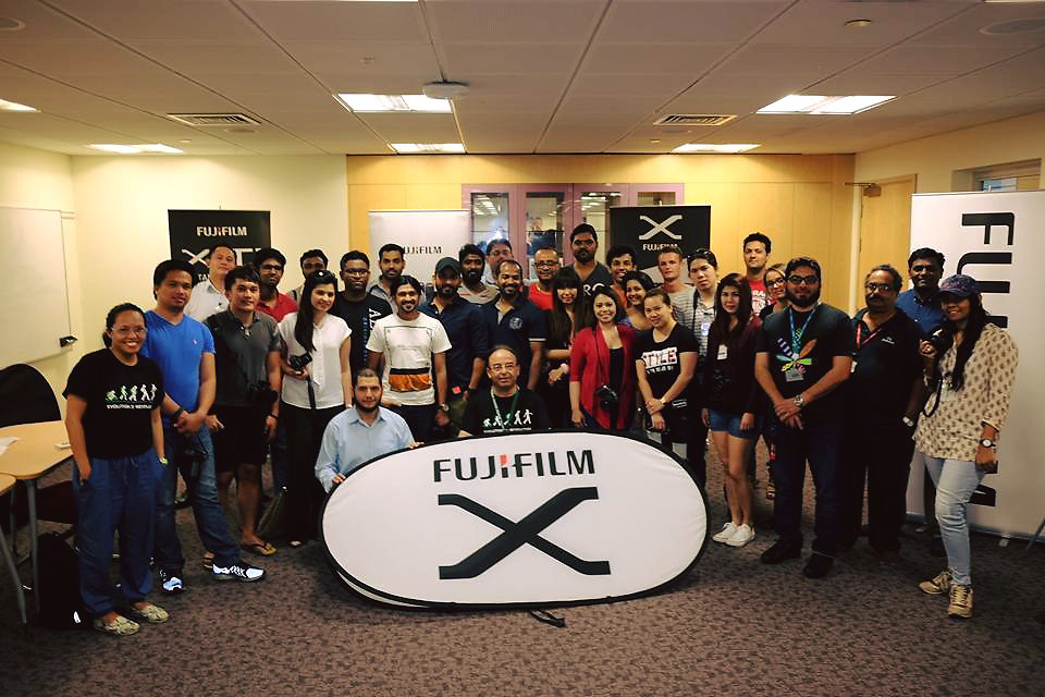 &quot;DON&quot;T JUST SHOOT - CREATE&quot;<br />