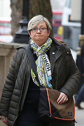 © Licensed to London News Pictures. 23/01/2020. London, UK. Scottish National Party's (SNP) Justice and Home Affairs spokesperson, JOANNA CHERRY QC in Westminster. Photo credit: Dinendra Haria/LNP