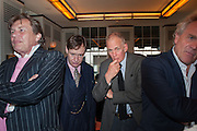 NICK FOULKES; JAMES FOX, Vanity Fair Lunch hosted by Graydon Carter. 34 Grosvenor Sq. London. 14 May 2013